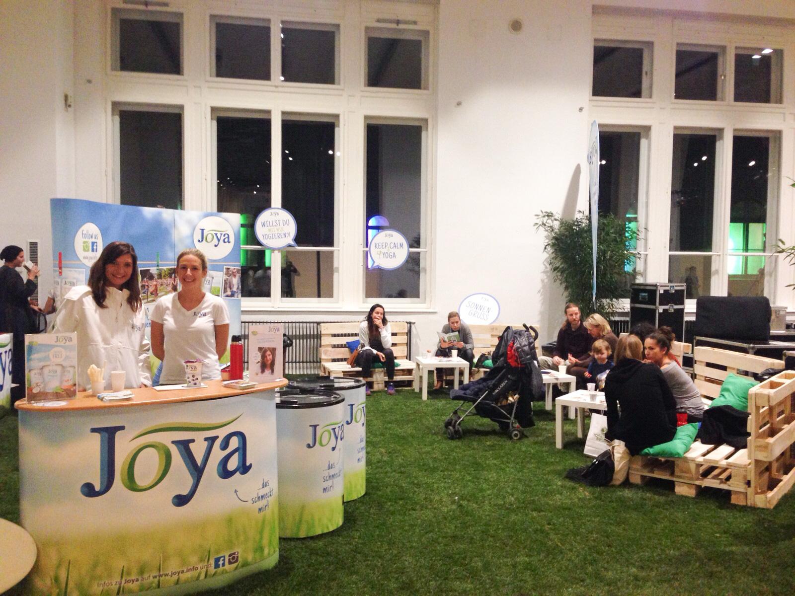 Joya goes Vegan Planet