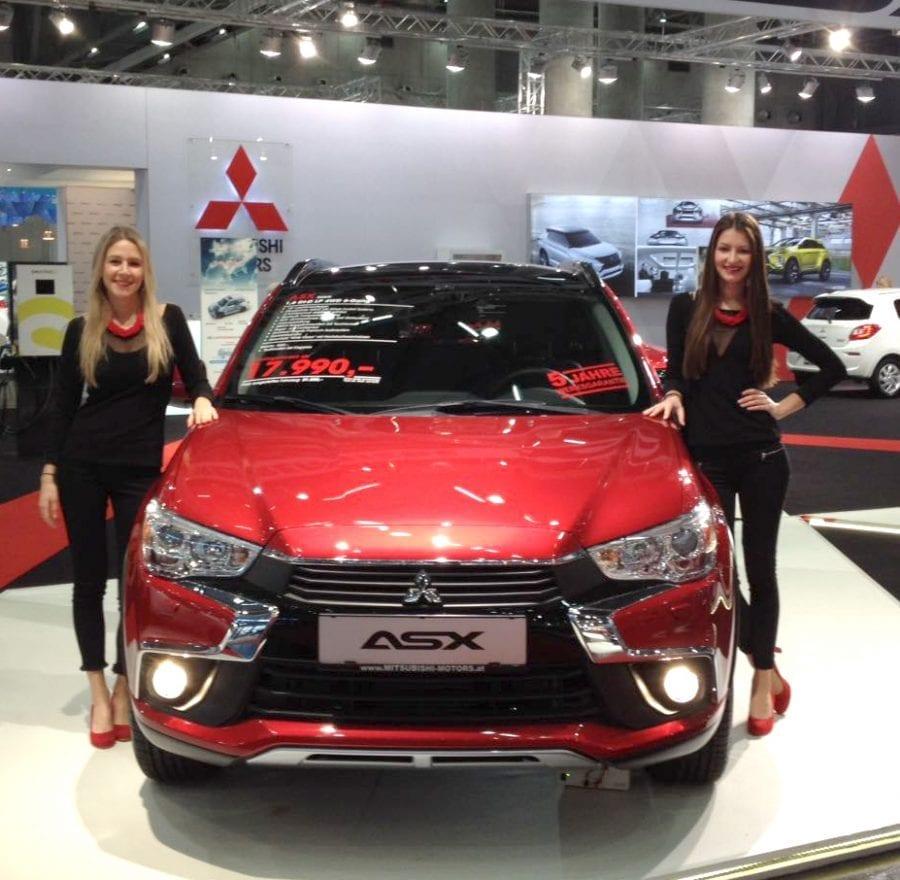 Mitsubishi – Vienna Auto Show 2017