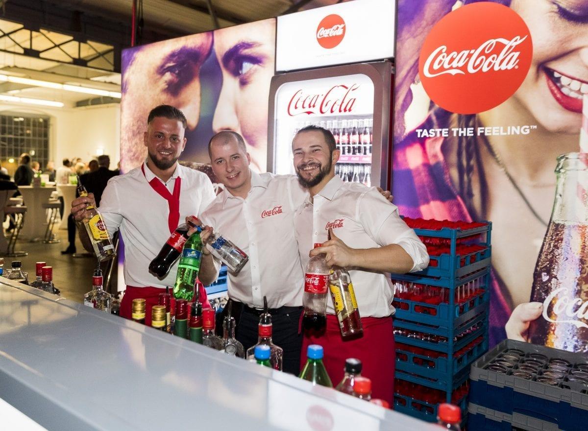 Coca-Cola Sales Kick-Off 2017