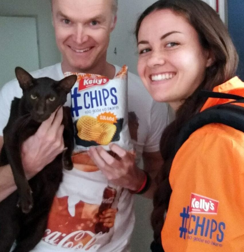 Kelly's #Chips Promotion