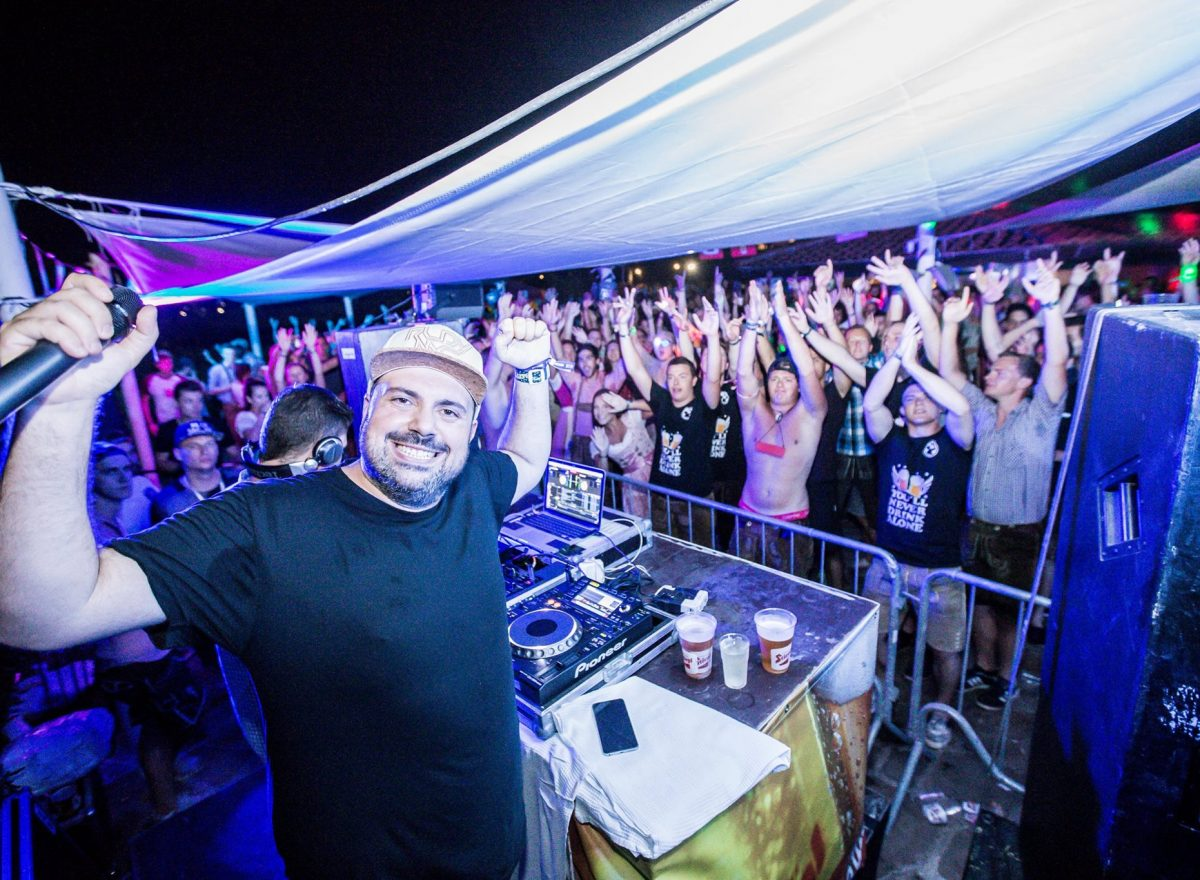 Summer Splash 2017 / DJ Rudy MC
