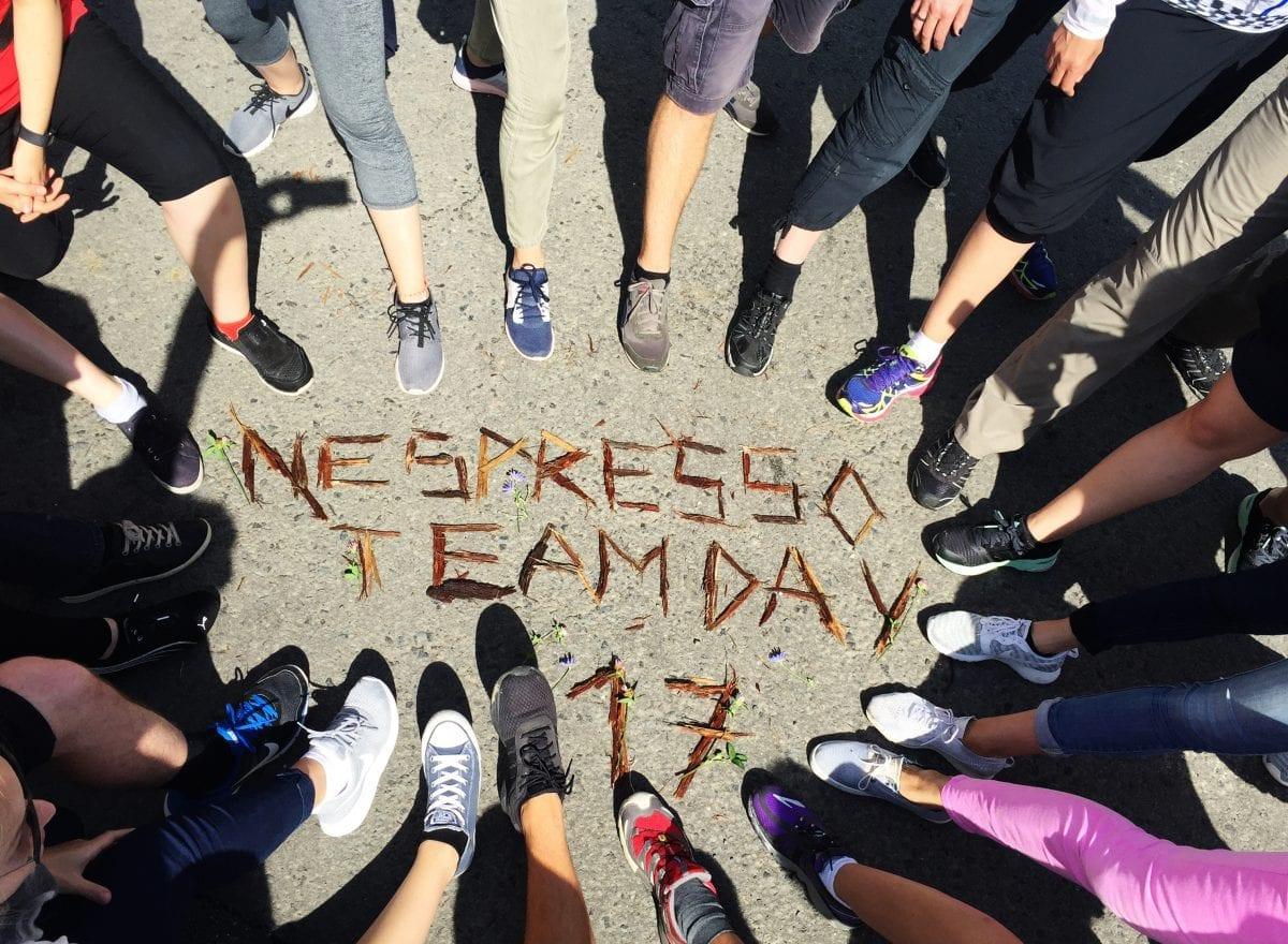 Nespresso Team Day 2017