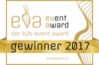 Event Award EVA - der b2b-event award - Gewinner 2017