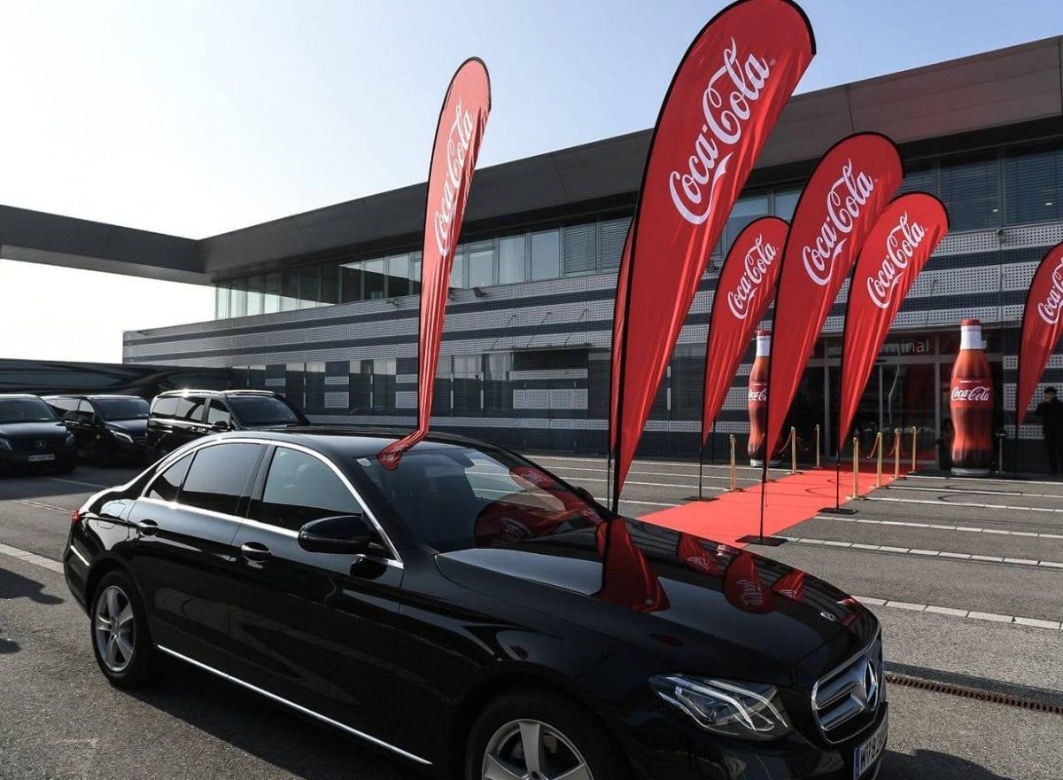 Coca-Cola FIFA Wold Cup Trophy Tour