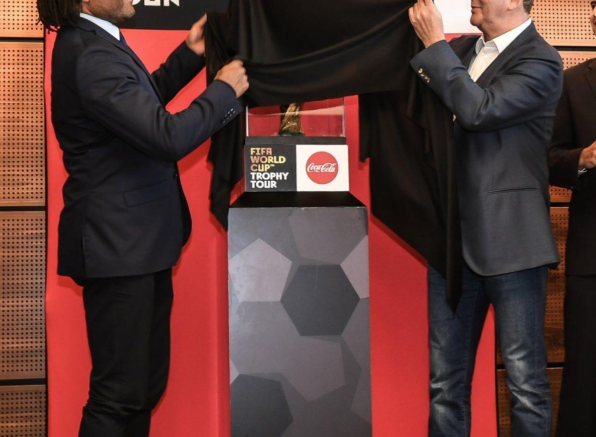 Coca-Cola FIFA World Cup™ Trophy Tour