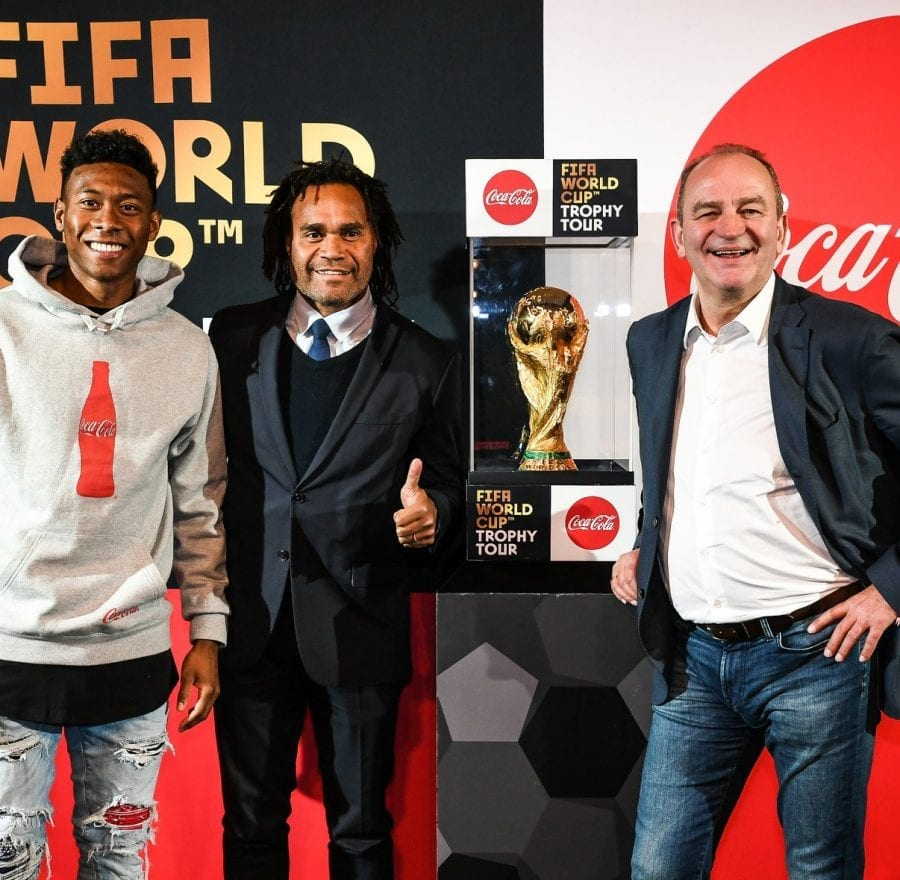 Coca-Cola FIFA World Cup™ Trophy Tour