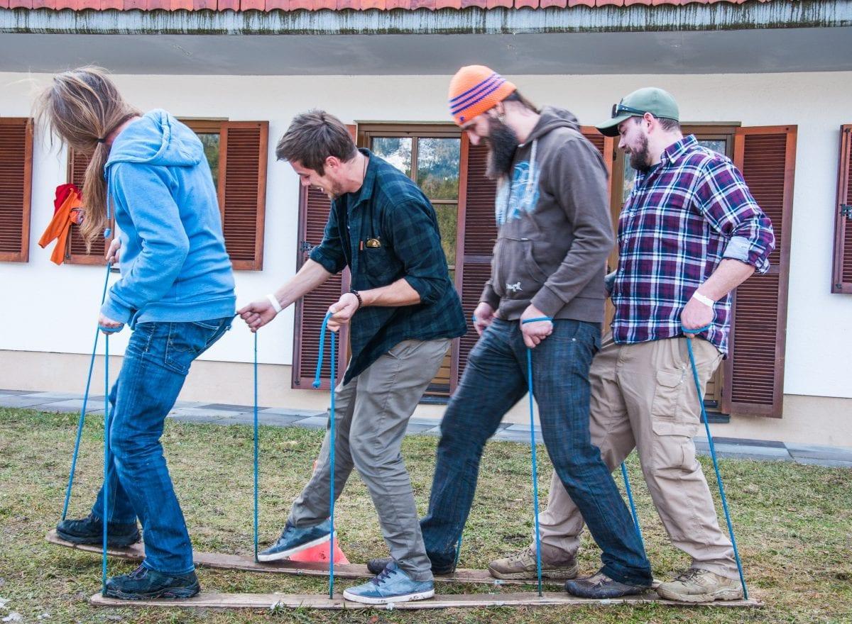 ms-CNS 5 Jahresfeier Mitarbeiterevent - Teamski Challenge