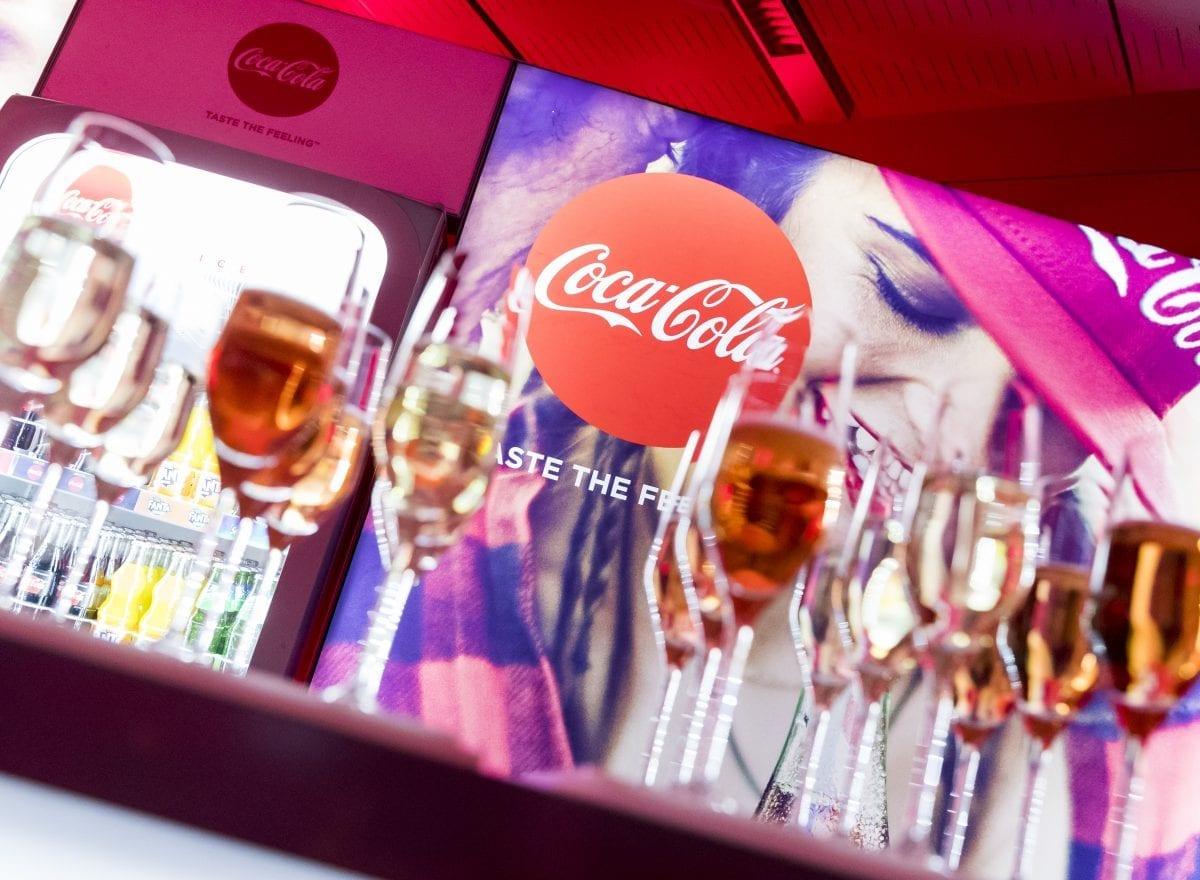 Coca-Cola Sales Kick-Off 2018