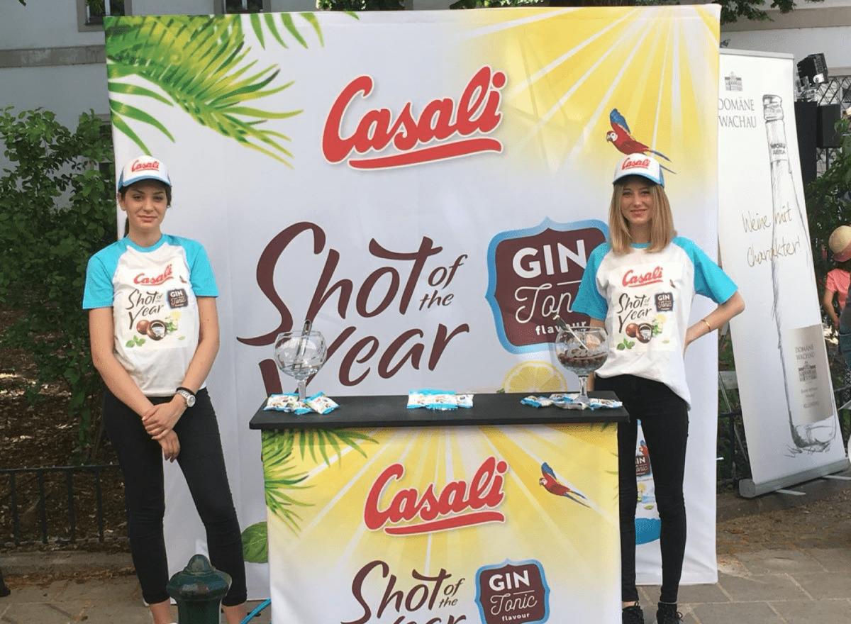 Gin & weg mit Casali