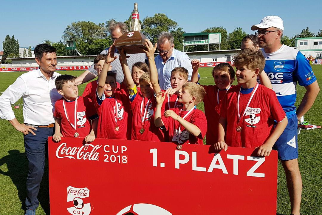 Coca-Cola CUP 2018