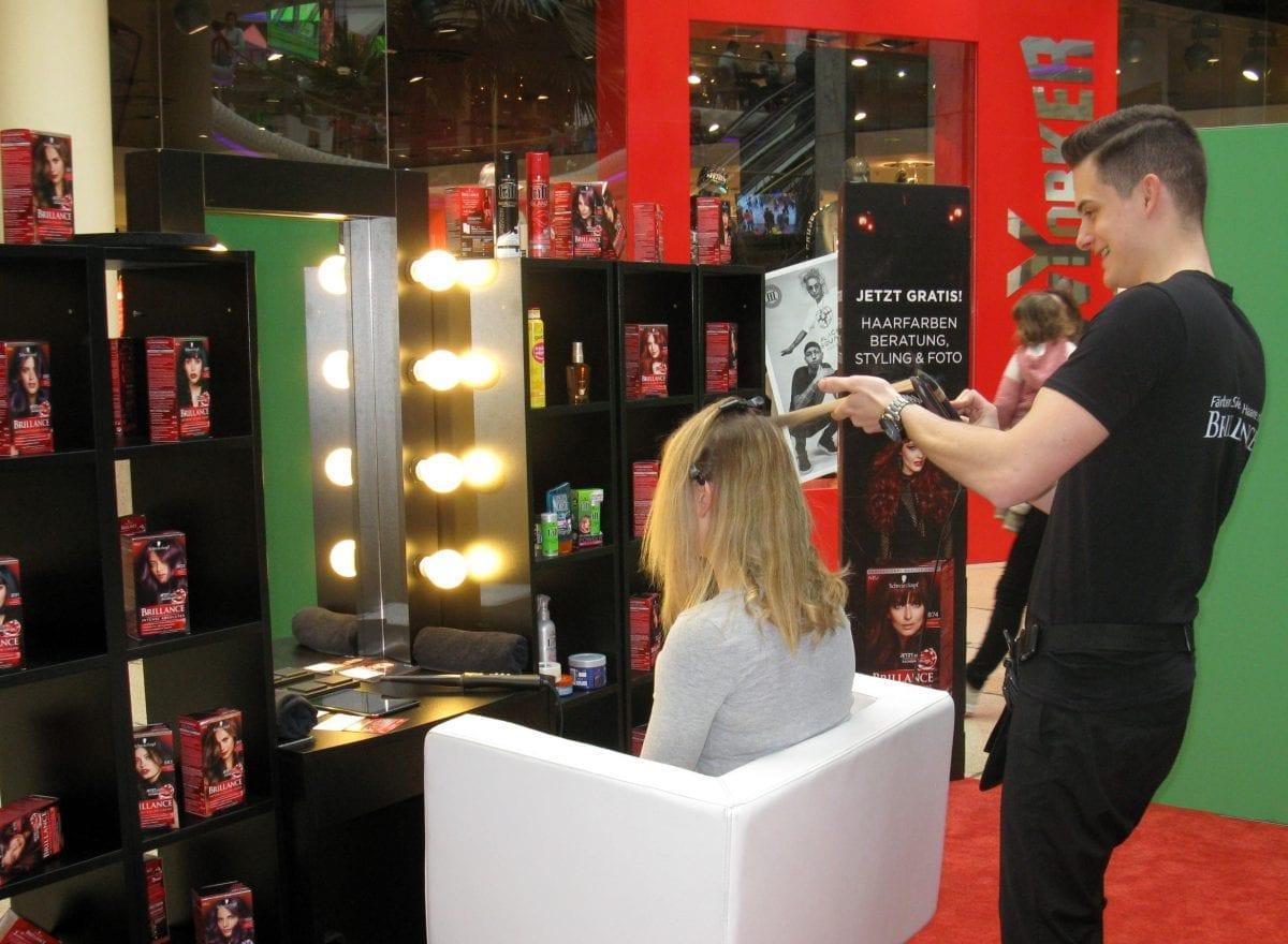 Brillance Haarberater Tour