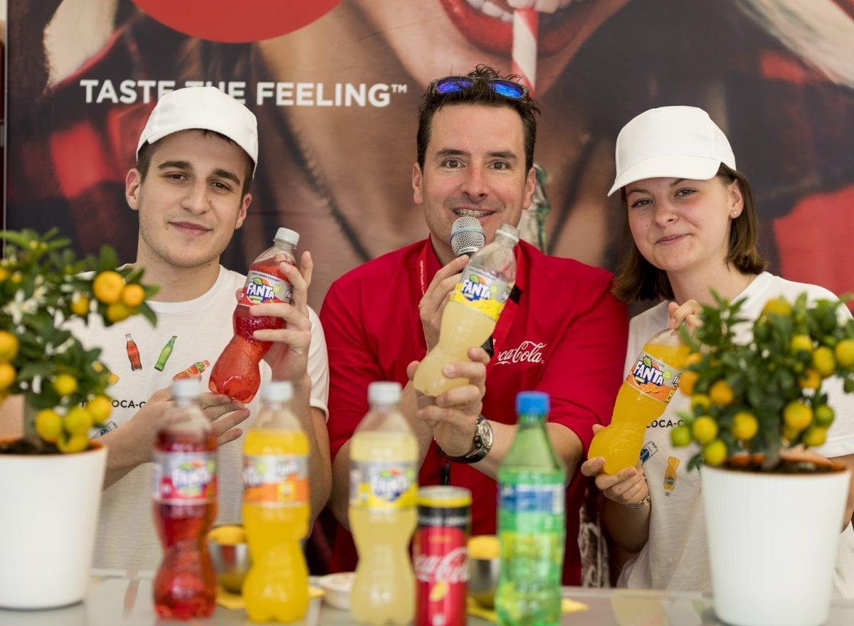 Coca-Cola World @ VCM 2018