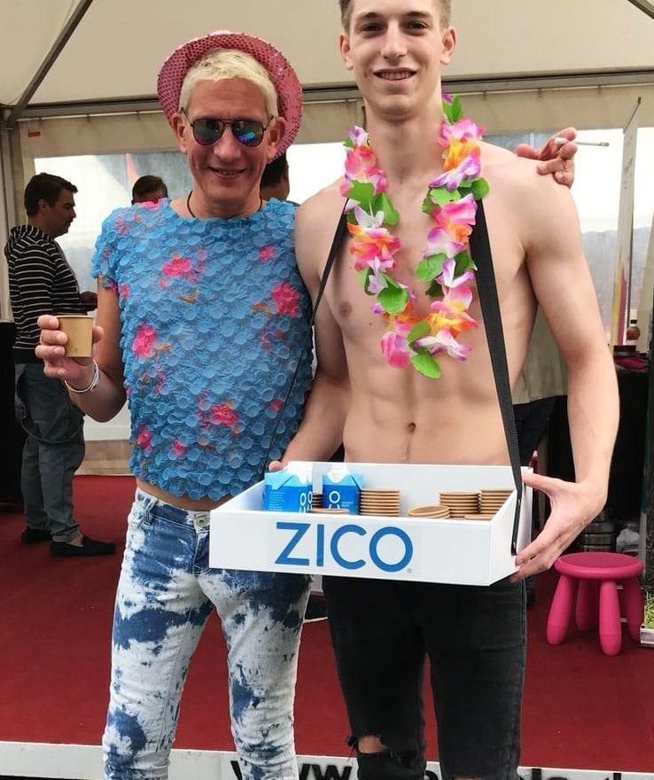 ZICO #followthecoconut