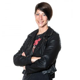 Theresa Kenyeri - Head of Office Management