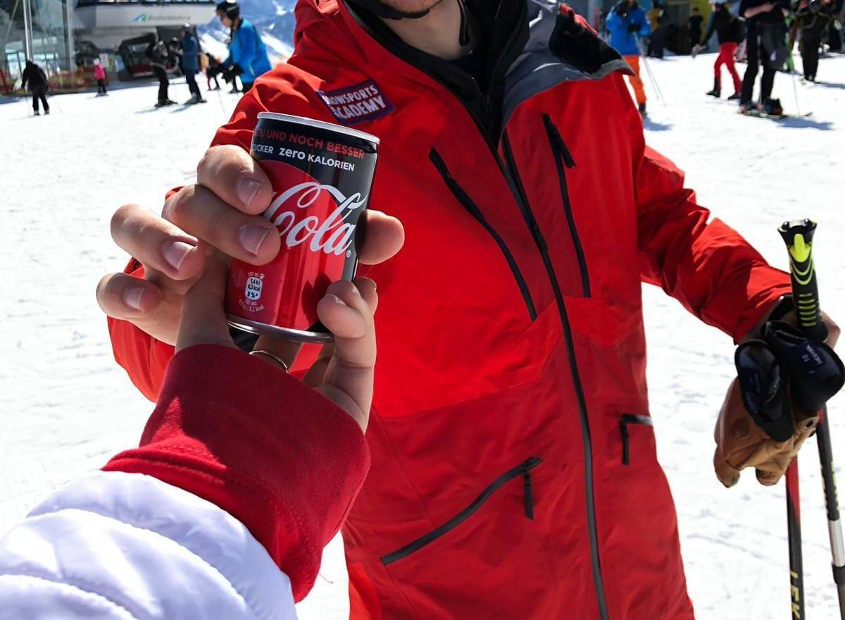 90 Jahre Coca-Cola Österreich Roadshow