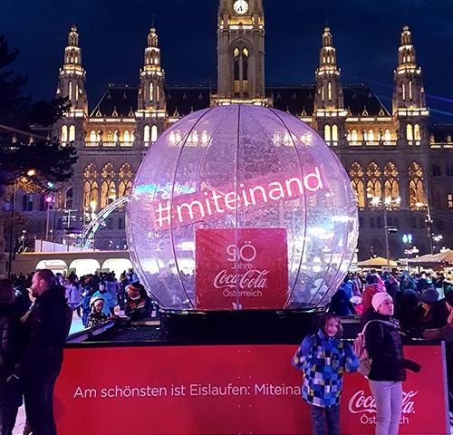 Coca-Cola Eistraum