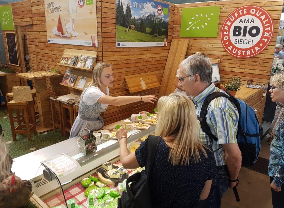 AMA Messestand - Slow Food Messe Stuttgart 2019