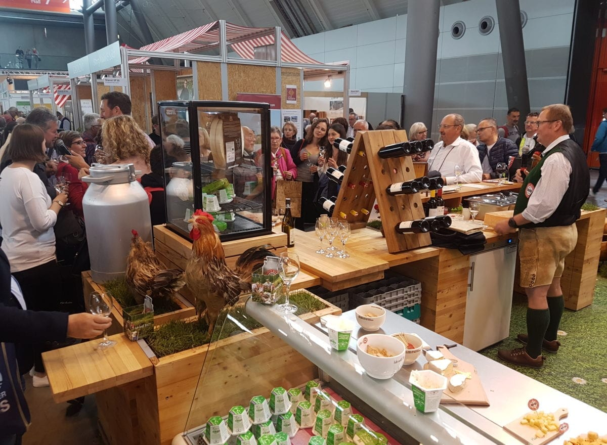 AMA Messestand - Slow Food Messe Stuttgart 2019