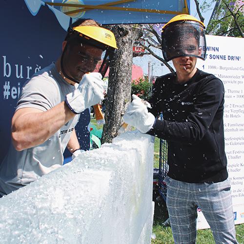 Burgenland Eisblock Challenge 2019