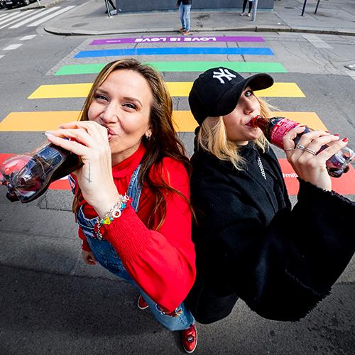 Coca-Cola: Internationaler Tag gegen Homophobie, Transphobie und Biphobie 2019
