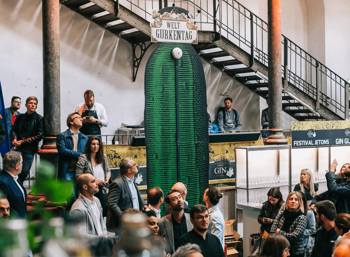 Hendrick's Cucumber Lounge / © Philipp Lipiarski