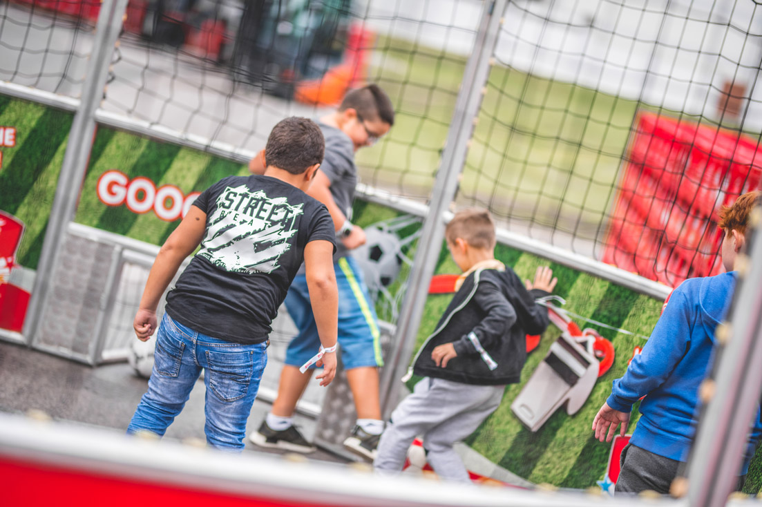 Coca-Cola HBC Family Day 2019