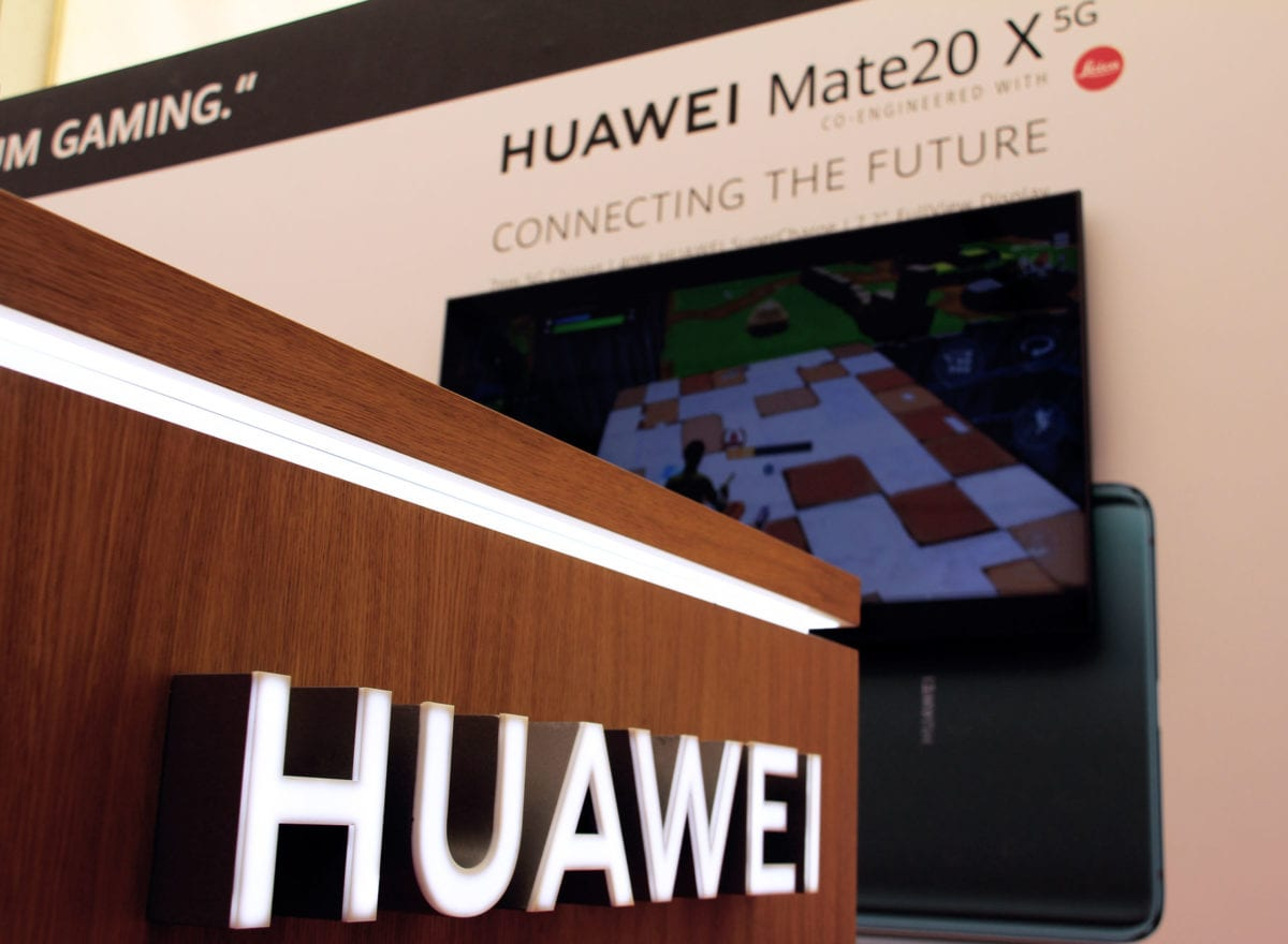 Huawei x Game City 2019