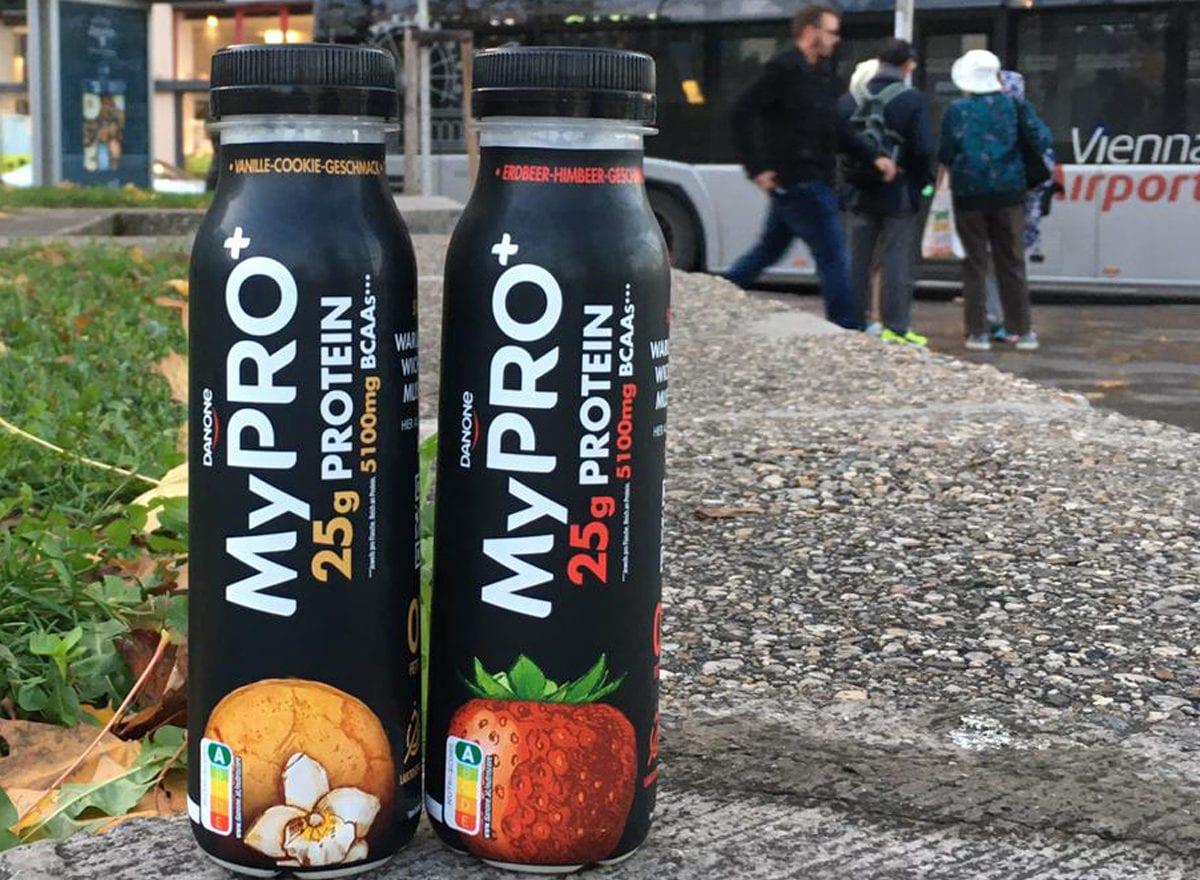 MyPro+ Sampling