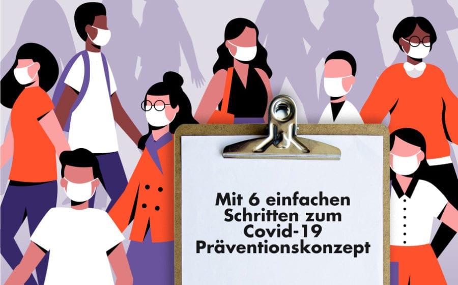 COVID-19-Präventionskonzept