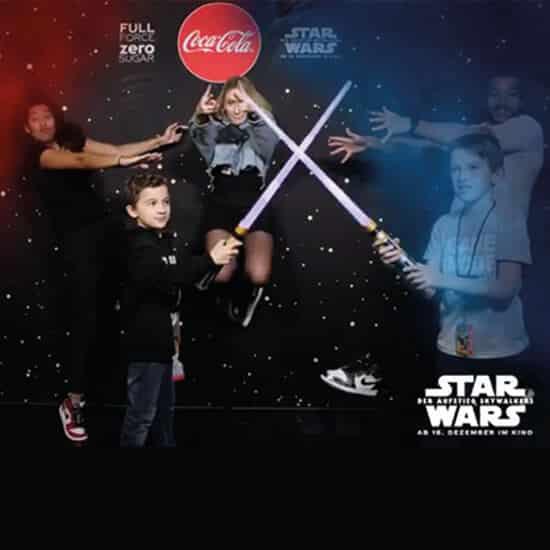 Coca-Cola bei VIECC